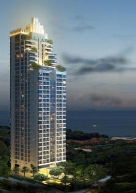泰国芭堤雅3卧4卫的公寓