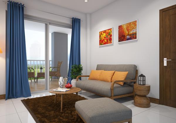 芭提雅北欧家园10%/年包租公寓