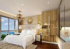 芭提雅IRIN DE SEA海景公寓一卧