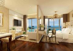 芭提雅IRIN DE SEA海景公寓二卧