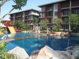 泰国华欣3卧的公寓