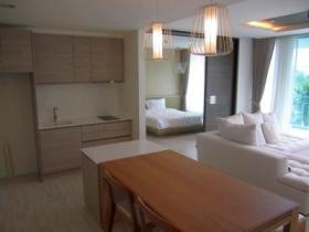 泰国华欣2卧的公寓