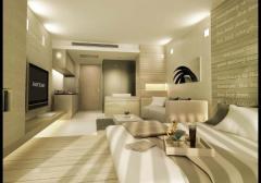 泰国华欣1卧山景度假公寓