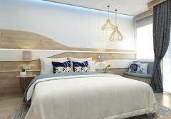 新概念甲米海景公寓单间