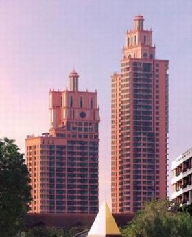 泰国曼谷3卧4卫的公寓