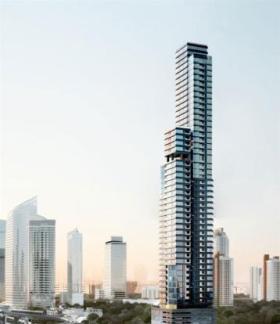 泰国曼谷2卧2卫的公寓