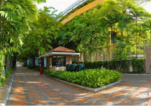 泰国曼谷3卧3卫的房产