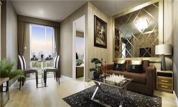 曼谷大都会国际公寓2卧