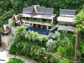 泰国普吉岛4卧6卫的别墅