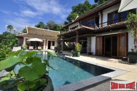 泰国普吉岛5卧5卫的别墅