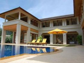 泰国普吉岛5卧的房产
