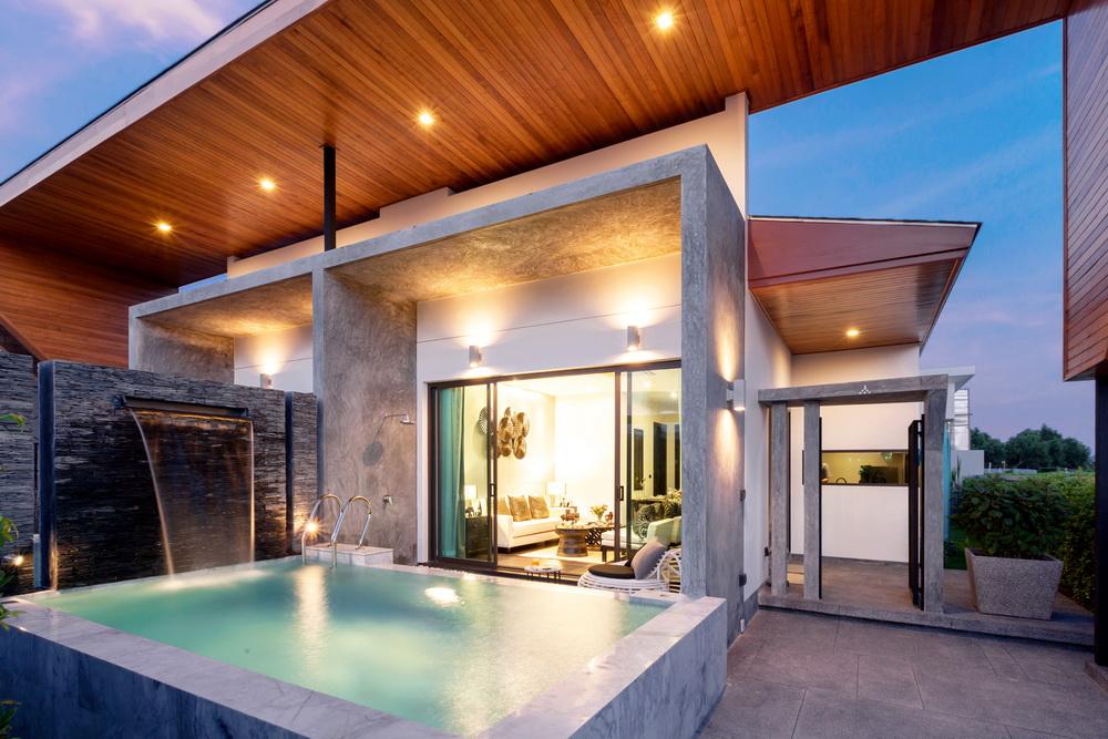 泰国普吉岛南部2卧泳池别墅
