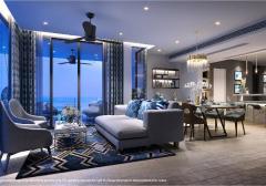 普吉岛Impression Phuket海景公寓2卧