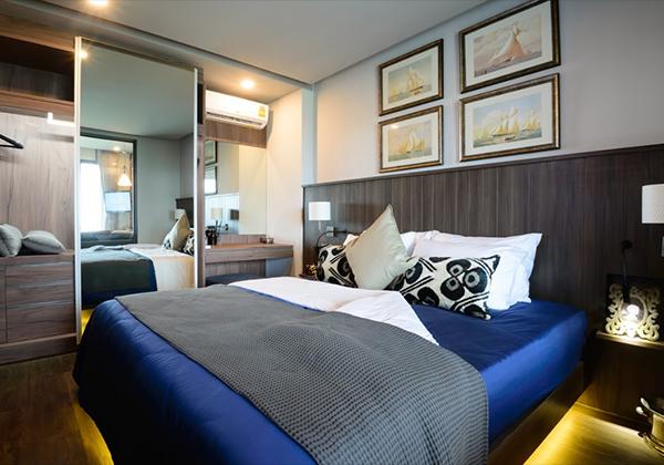 普吉岛Phuket Encore公寓 1卧