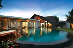 泰国清迈3卧4卫的别墅