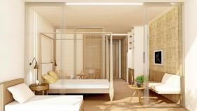 泰国清迈1卧1卫的公寓房产