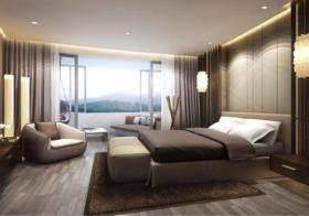泰国清迈1卧1卫的房产