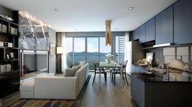 清迈普瑞尔高端公寓2卧