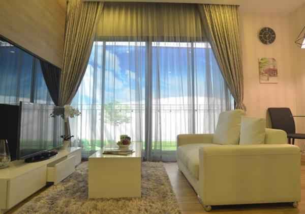 清迈普瑞尔高端公寓1卧
