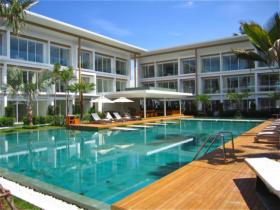 泰国苏梅岛2卧的公寓