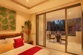 泰国苏梅岛1卧的公寓