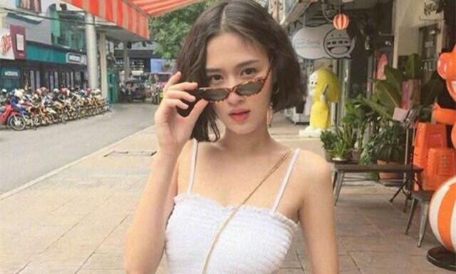 泰国短发女孩grace这样的feel你喜欢么?