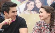 泰国荧幕情侣Yaya &Nadech已分手?