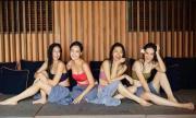 泰国3台高颜值女星同游普吉大秀美照,你pick哪一位?