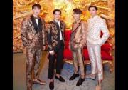 泰国男星马里奥亮相米兰时装周走秀,和王俊凯喜同框