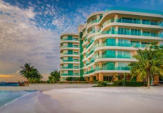 芭提雅伊甸园海景公寓 Paradise Ocean View