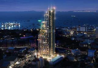 芭提雅棕榈湾壹号Palm Bay One Pattaya