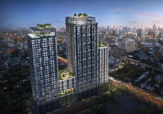曼谷XT Phayathai公寓