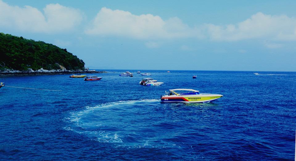 泰国华欣-芭提雅海上快艇航线项目预于2020年成航