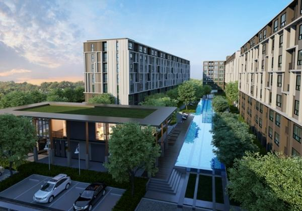 今年一季度,素坤逸核心区的公寓量价齐升