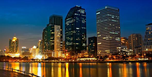 泰国政府新建观景塔,或成曼谷新地标