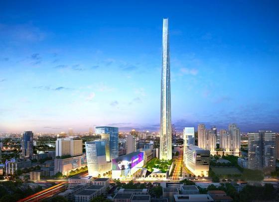 曼谷新CBD Rama 9到底值不值得买?