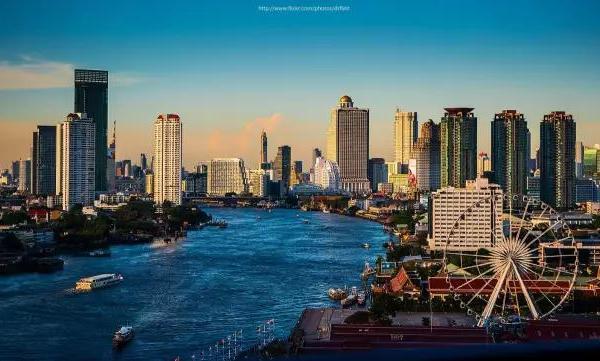 城市动力指数排名中,曼谷名列全球前30名