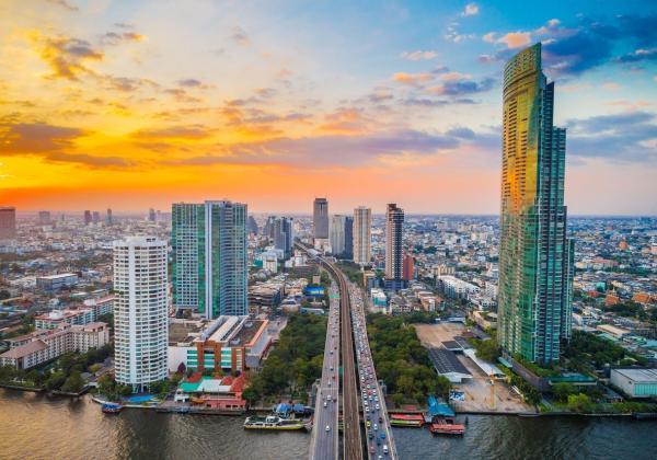 不仅是房产投资者,中国大型企业也纷纷选址曼谷