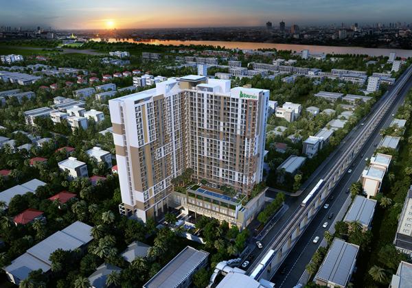 曼谷房价上涨动力足,Chatuchak区继续领先