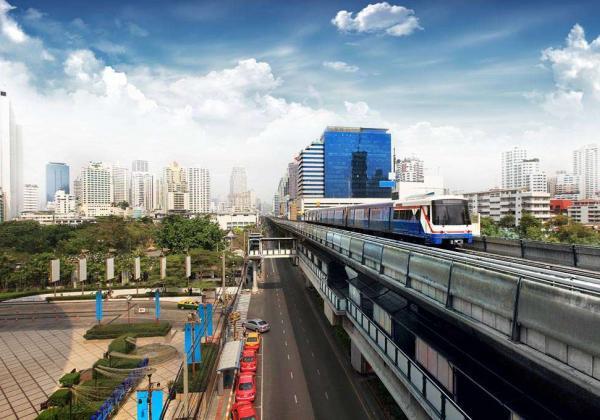 到2025年,曼谷的铁路系统将与伦敦持平