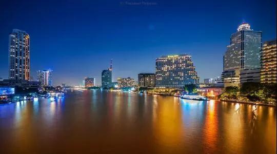 """曼谷湄南河畔的""""魅力"""",了解一下"""
