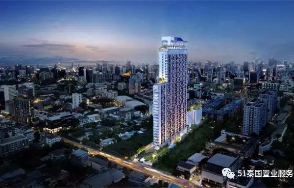 吓人!过去5年曼谷通罗区房价上涨40%