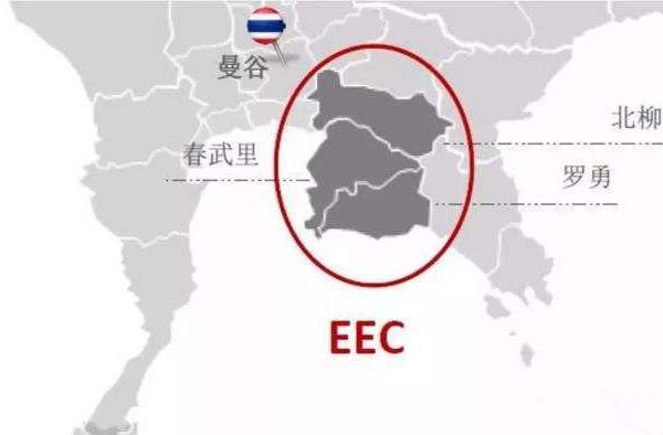 泰国EEC项目投资额超过全年目标